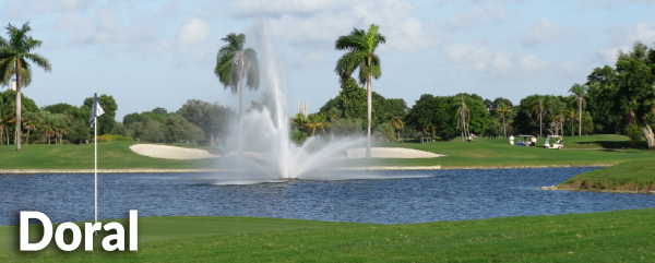 Doral Real Estate and Golf