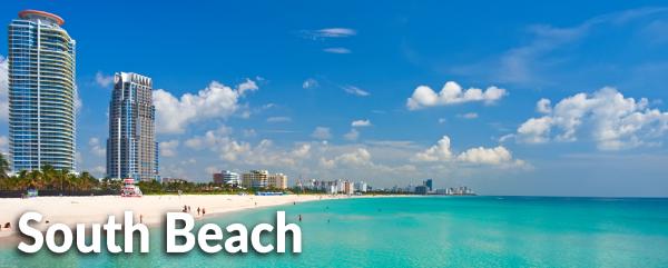 Ocean front South Beach