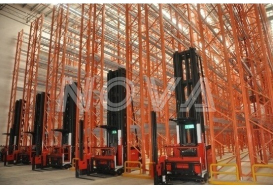 JiBao Logistic Centre Racking Project