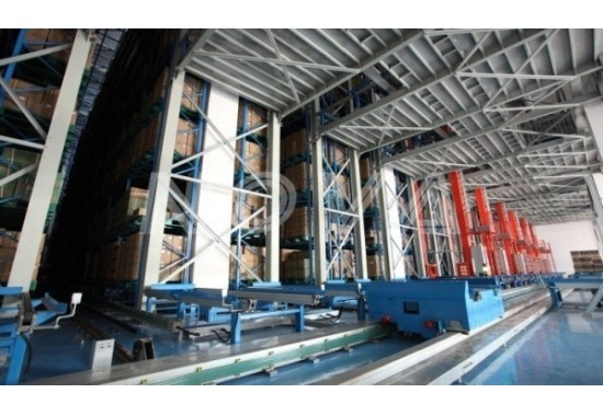 Guizhou Braun group of Automated Storage and Retrieval System Project