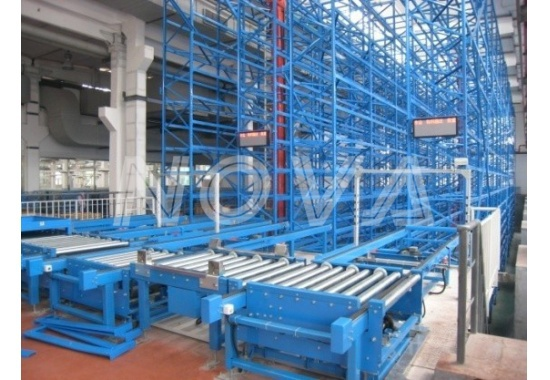 Xi'an aero Power Control Co., Ltd. Automated Storage and Retrieval System Project