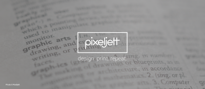 Pixeljett Graphic Design Definition