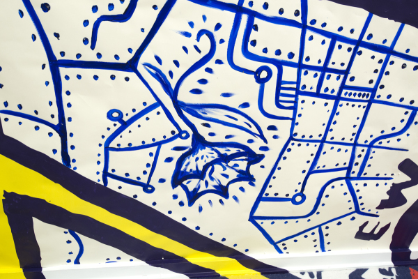 Philadelphia Explained Temple Contemporary with Paula Scher and Keith Hartwig
