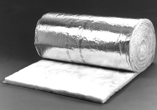 Fiberglass Duct Wrap