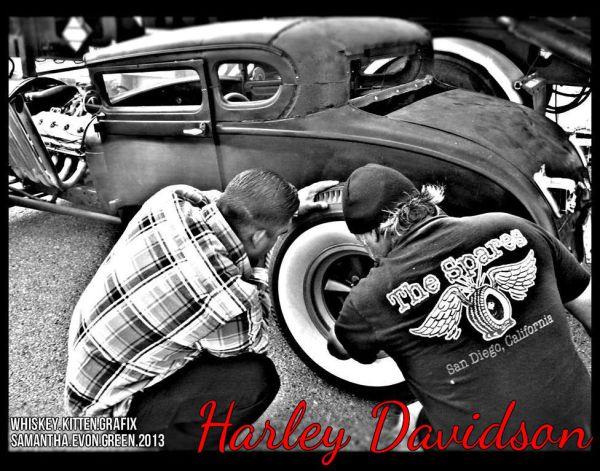 Harley Davidson Car Show
