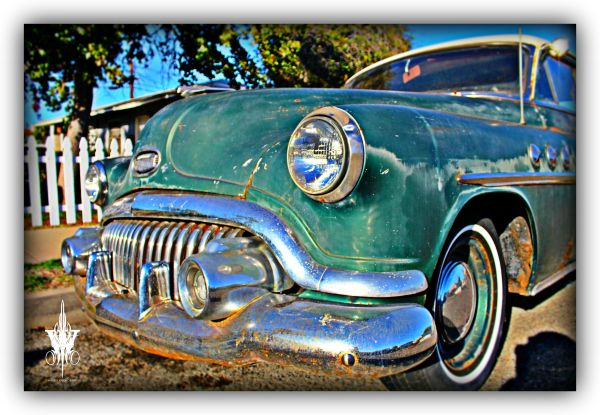 1952 Buick Eight Special