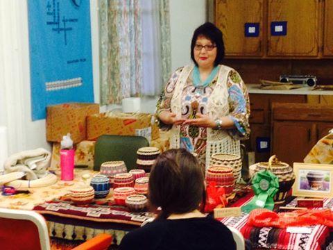 Tulsa Cherokee Association, Basket Weaving