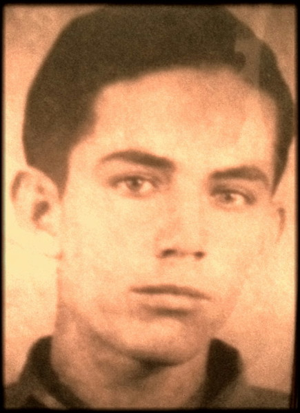1950s photograph of Pedro Villarreal