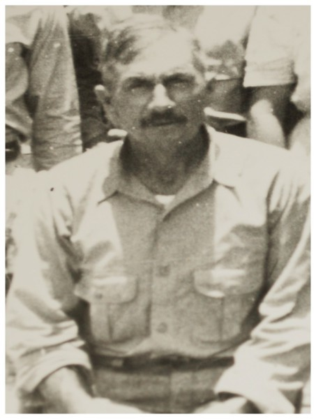 1930s photograph of Flugencio Reyes Sr.