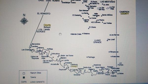 Ranchos Tejanos - Petitas, Rosario, and Tampacuas
