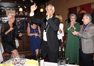 Chianti Dinner Show 11/30/2016