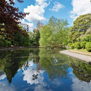 Grosvenor & Hilbert Parks