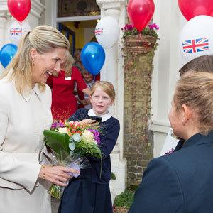 Pickering Royal Visit
