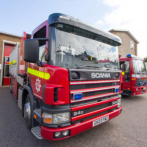 Fire Brigade 50th Anniversary