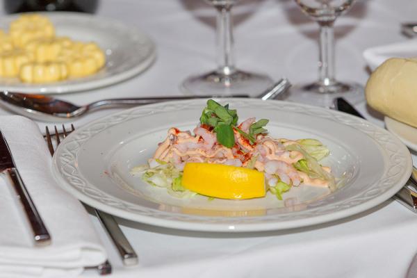 10th Anniversary Dinner at Salomons