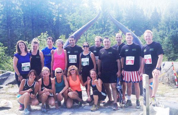 Wellfit Outdoor Fitness raise over £2000