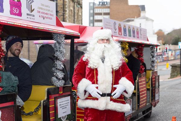 Santa Express 2015