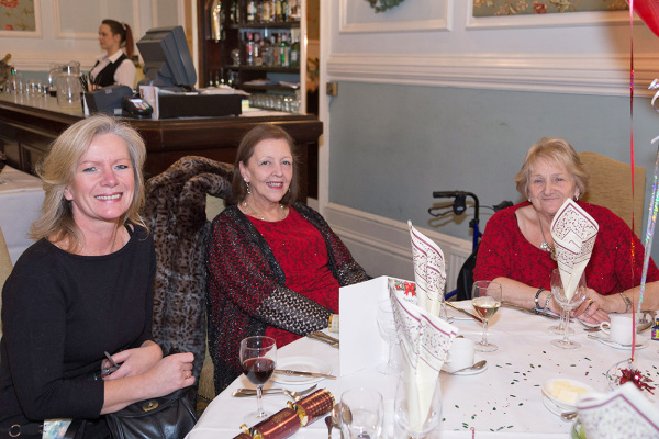 Christmas Lunch at The Spa Hotel