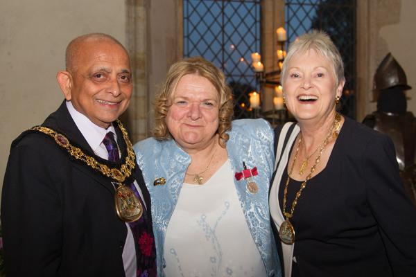 Pollys BEM Award Evening