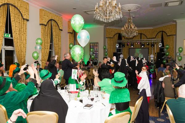 Irish Night 45