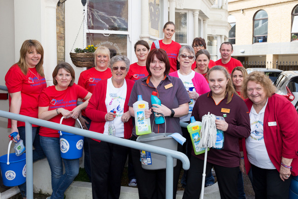 Axa Hearts in Action Community Challenge