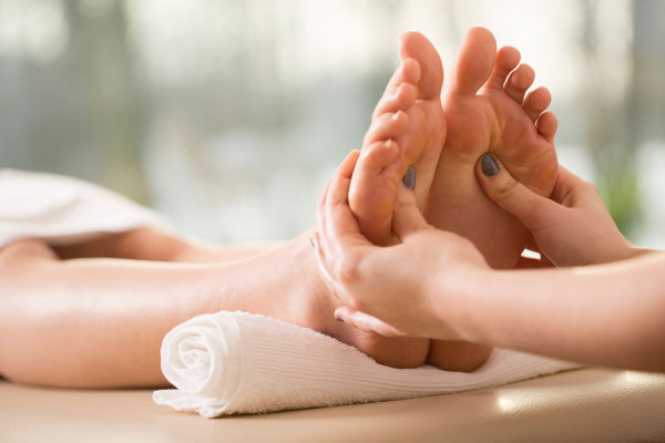 Reflexology with Claire Freedman in Tunbridge Wells – 19th to 25th September