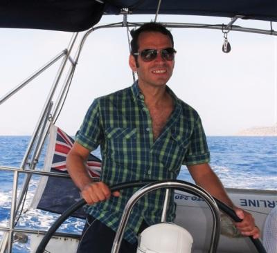Nick sails across the Atlantic!