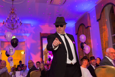 Annual Blues Brothers Fundraising Dinner