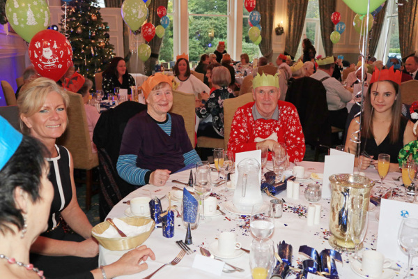 Christmas Lunch 10