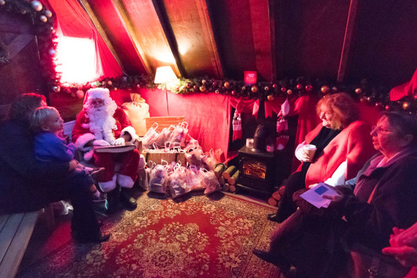 Christmas At Bewl 10