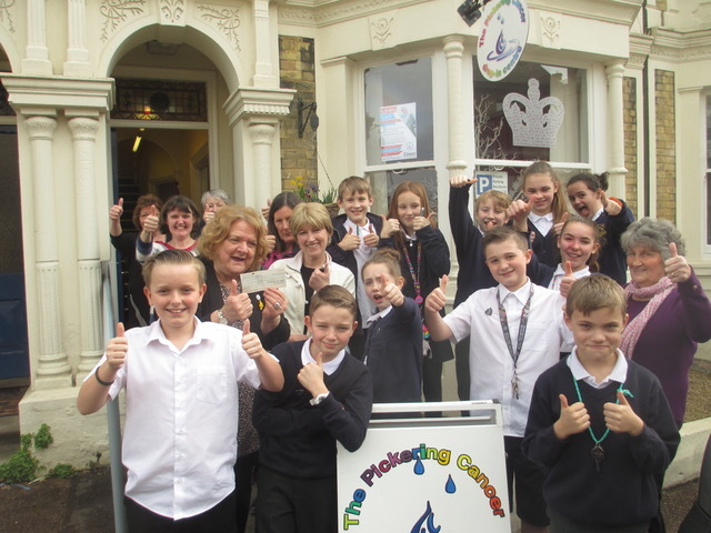 Visit from Southborough C of E Primary School