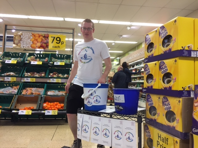 Tesco Fundraising Event