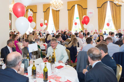 St George's Day Lunch 2017
