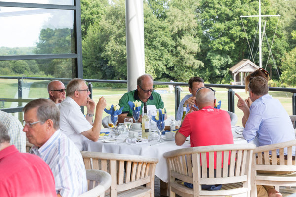 Pantiles Rotary Club Annual Golf Day - 50