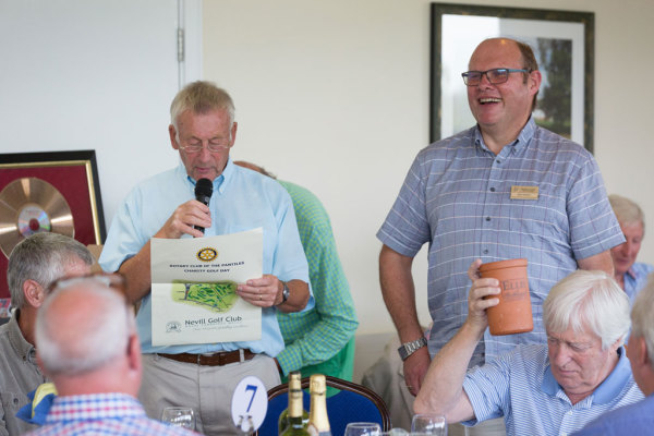 Pantiles Rotary Club Annual Golf Day - 78