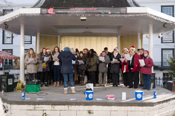 Christmas Carol Singing 01