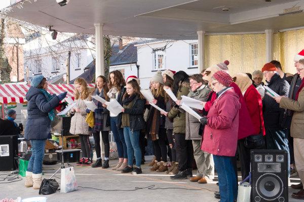 Christmas Carol Singing 06