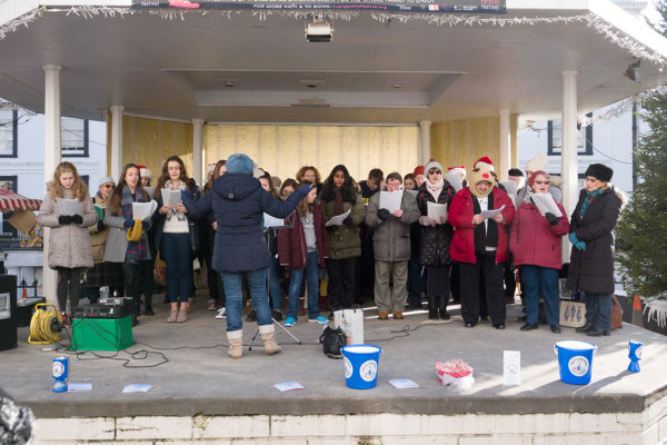 Christmas Carol Singing 10
