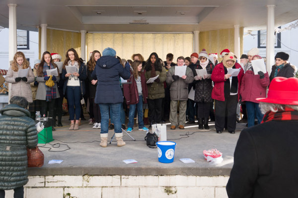 Christmas Carol Singing 11