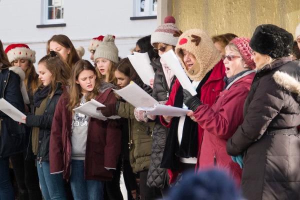 Christmas Carol Singing 16