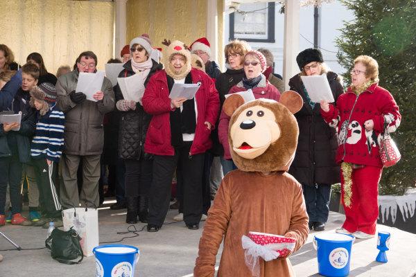Christmas Carol Singing 21