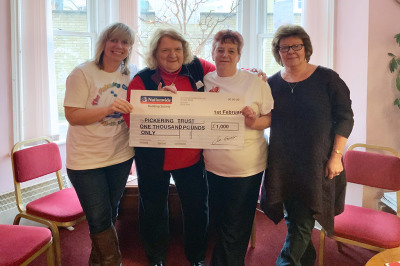 Southborough Club Donation