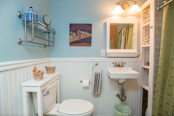 The Loft: The Bathroom