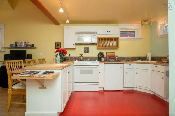 The Loft: The Kitchen