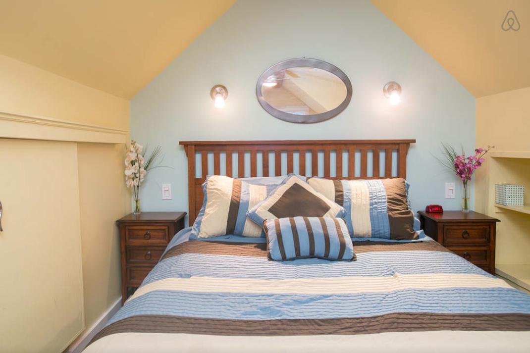 The Loft: The Bedroom