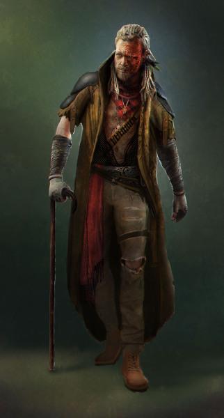 Pirate Leader