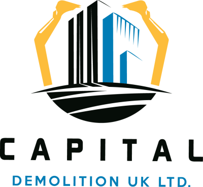 Capital Demolition UK Ltd. Logo