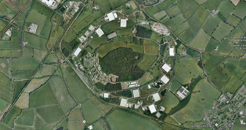 Contractors sought for Graven Hill self-build scheme