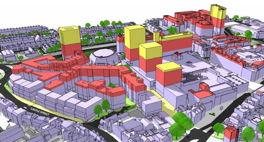 Hosier Street regeneration could bring back IDR scheme