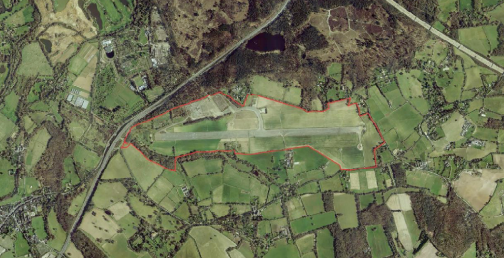 Council leader backs Wisley Airfield refusal